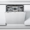 Beépíthető, 14 terítékes, teljesen integrálható mosogatógép (60 cm széles) WIO 3O44 DLE