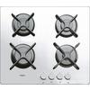 Klaaskeraamiline gaasipliidiplaat AKT 6400/WH