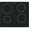 Glaskeramik-Kochfeld mit Induktion, 60 cm breit ACM 704/NE