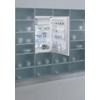 Integrierbarer Einbau-Kühlschrank mit Gefrierfach; Nische 102 ARGR 735/A+