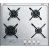 60cm iXelium™ stainless steel gas hob GMA 6414/IXL