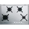 75cm iXelium™ stainless steel gas hob GMA 7414/IXL