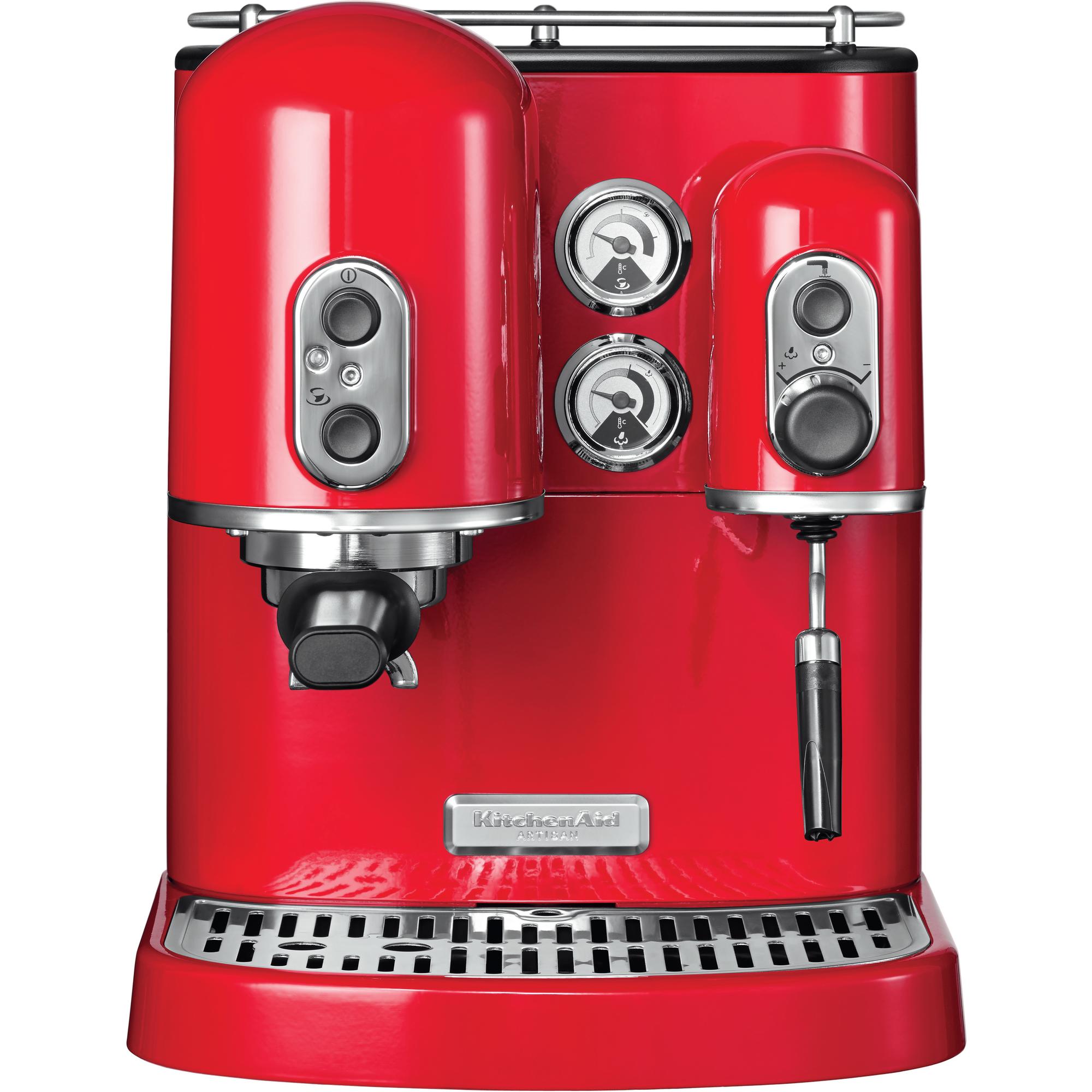 kitchenaid artisan espressomaschine 5kes2102 offizielle website von kitchenaid. Black Bedroom Furniture Sets. Home Design Ideas