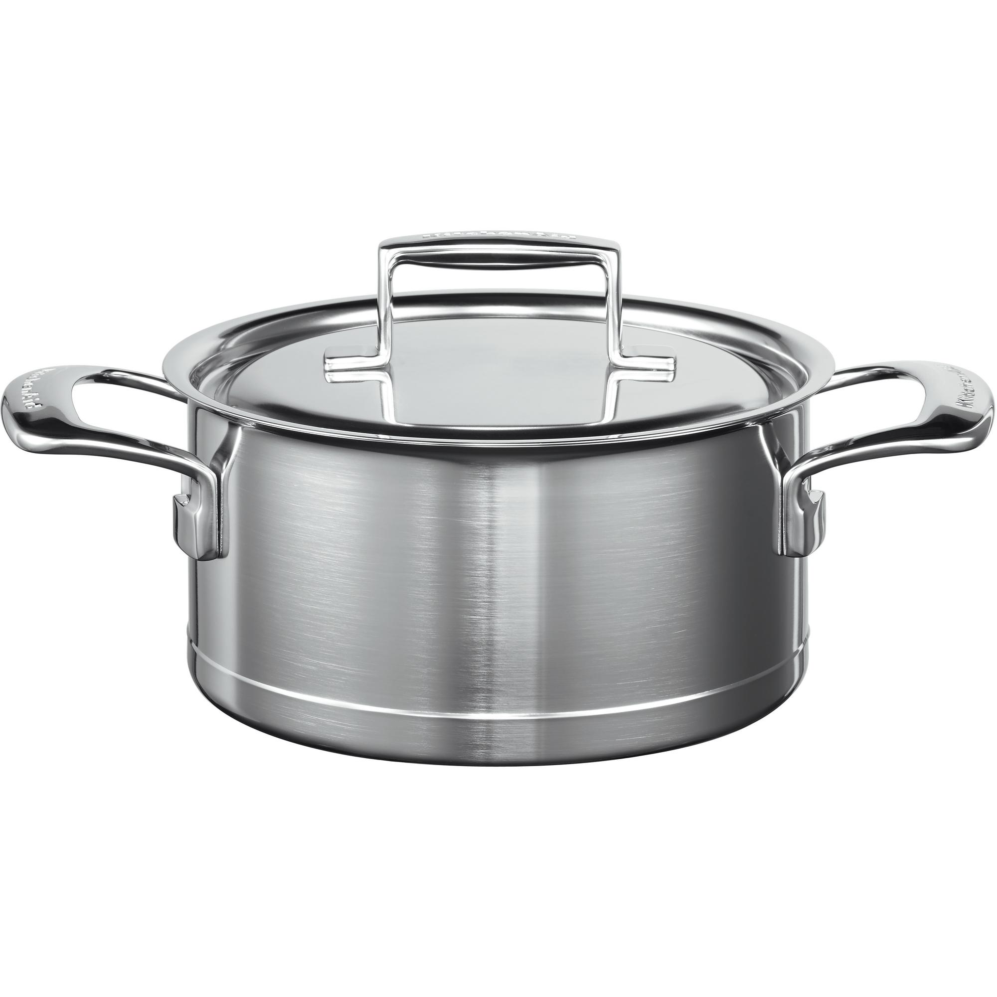 Casserole avec couvercle 16 cm kcc730csst site officiel Porte couvercle casserole
