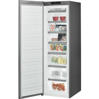 Whirlpool freestanding upright freezer - WVA 26582 NFX