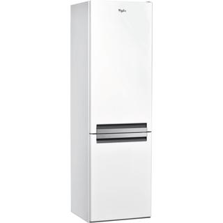 Alulfagyasztós LessFrost hűtőszekrény, A++ energiaosztály BLF 8122 W