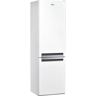 Whirlpool freestanding fridge freezer - BLF 8121 W