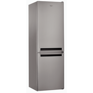 Whirlpool freestanding fridge freezer - BLF 8121 OX
