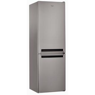 Supreme NoFrost alulfagyasztós hűtőszekrény BSNF 8121 OX
