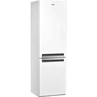 Supreme NoFrost alulfagyasztós hűtőszekrény BSNF 8152 W