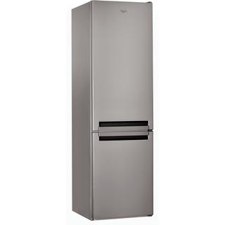 Laisvai pastatomas šaldytuvas-šaldiklis BSNF 9151 OX