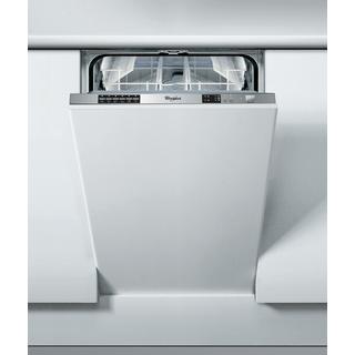 Vollintegrierbarer Geschirrspüler (45 cm) ADGI 792 FD