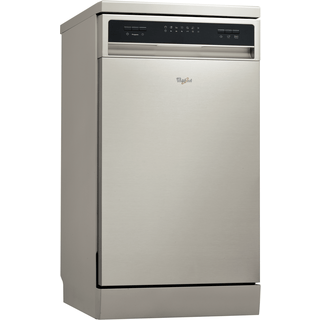 Whirlpool dishwasher: slimline, inox color - ADPF 782 IX