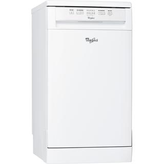 Szabadonálló, keskeny mosogatógép ADP 221 WH