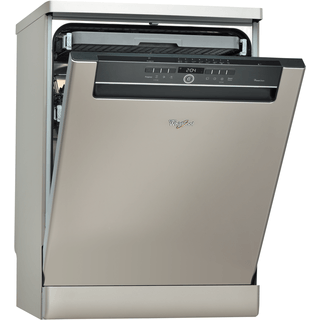 Whirlpool dishwasher: full size, inox colour - ADP 7570 IX