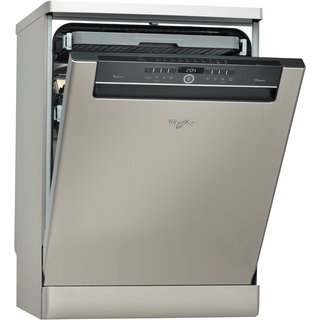 Whirlpool dishwasher: full size, inox colour - ADP 9070 IX