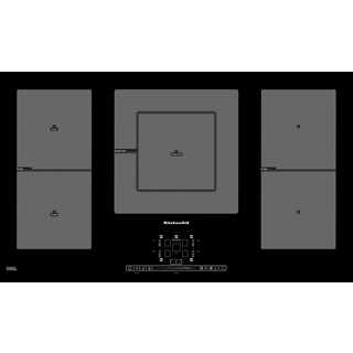65 cm induktionskochfeld khip3 65510 offizielle website von kitchenaid. Black Bedroom Furniture Sets. Home Design Ideas