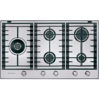 77 cm gaskochfeld khmp5 77510 offizielle website von kitchenaid. Black Bedroom Furniture Sets. Home Design Ideas