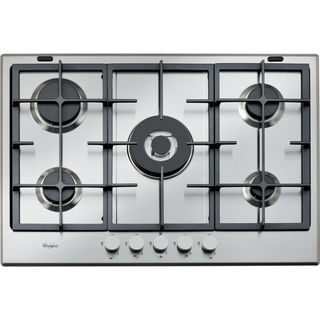 75cm Gas on Stainless Steel Hob GMA 7522/IX