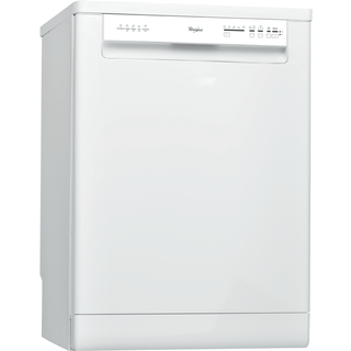 Whirlpool dishwasher: full size, white colour - ADP 100 WH