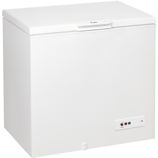 Whirlpool freestanding chest freezer: white color - WHM3111