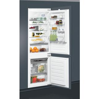 Beépíthető alulfagyasztós hűtőszekrény ART 6503/A+