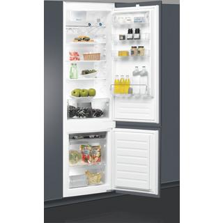 Beépíthető alulfagyasztós Less frost hűtőszekrény ART 9610/A+