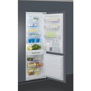 Beépíthető alulfagyasztós NoFrost hűtőszekrény ART 459/A+/NF/1