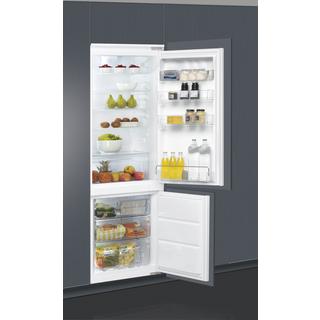 Montuojamas į baldus šaldytuvas ART 872/A+/NF