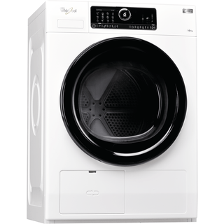 Whirlpool heat pump tumble dryer: freestanding - HSCX 10431