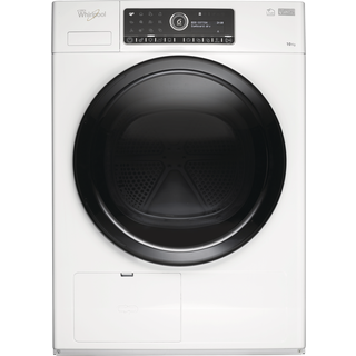 Whirlpool heat pump tumble dryer: freestanding, 10kg - HSCX 10441
