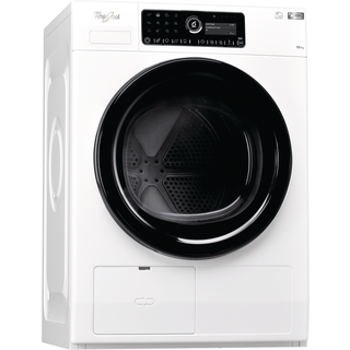 Whirlpool heat pump tumble dryer: freestanding - HSCX 10441