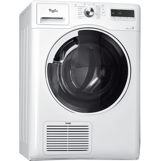 6th Sense Condensor Dryer AZB 9100 WH