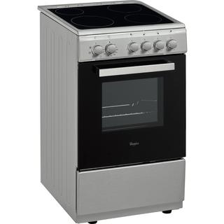 Komfur med keramisk kogeplade - 50 cm - ACM 2230 IX