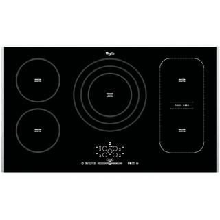 Induktionskogeplade 90 cm - Facetslebet kant - ACM 795/LX/01