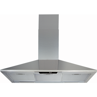 Whirlpool wall mounted cooker hood - AKR 755/1 IX