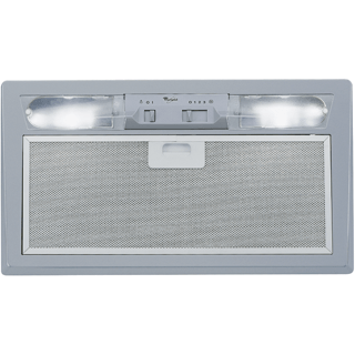 Whirlpool integrated cooker hood - AKR 769 GY