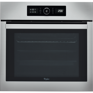 Whirlpool built in electric oven: inox color - AKZ 6230 IX