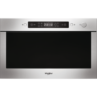 Whirlpool built in microwave oven: stainless steel color - AMW 439/IX