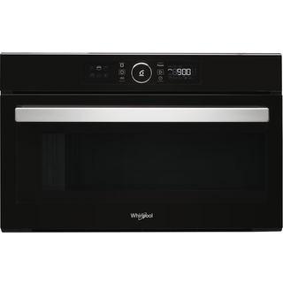 Whirlpool Absolute AMW 730/NB Built-In Microwave in Black