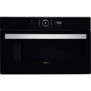 Whirlpool built in microwave oven: black color - AMW 730/NB