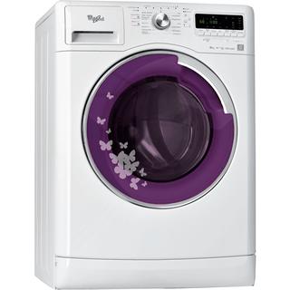 Waschmaschine (8 kg) AWOE Butterfly