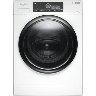 Whirlpool SupremeCare FSCR12441 Washing Machine in White