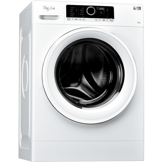 Whirlpool freestanding front loading washing machine: 8kg - FSCR80410