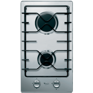 30cm Gas on Stainless Steel Hob AKT 301/IX