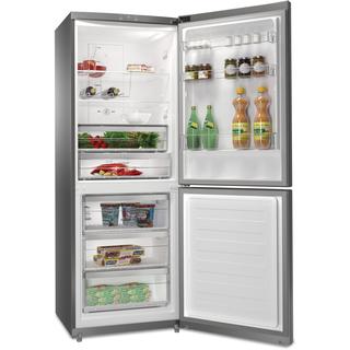 Dream Space 70 cm széles alulfagyasztós NoFrost hűtőszekrény B TNF 5012 OX