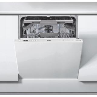 Beépíthető, 14 terítékes, teljesen integrálható mosogatógép (60 cm széles) WIC 3C23 PEF