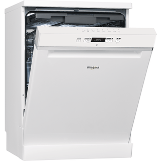 Whirlpool dishwasher: full size, white color - WFC 3C26 F UK