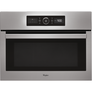 Whirlpool built in microwave oven: stainless steel color - AMW 515/IX