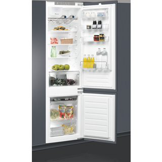 Whirlpool built in fridge freezer - ART 228/80 A+/SF
